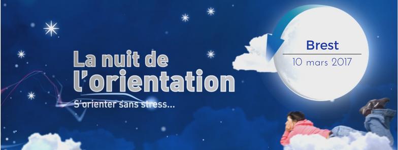 Nuit de l'orientation à Brest 2017