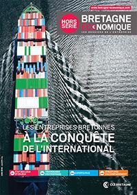 Couverture supplement International Bretagne économique