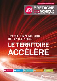 Couverture hors série Bretagne économique révolution numérique
