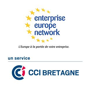 Logo EEN - CCI Bretagne