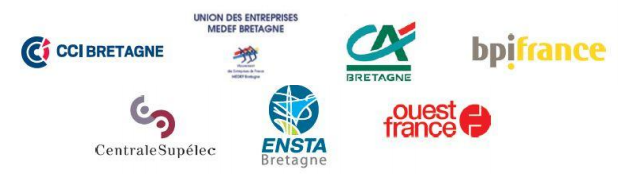 Logos partenaires ENBRIN