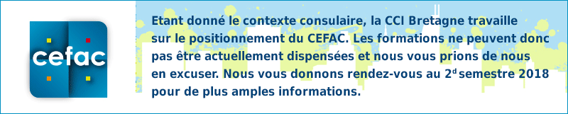 Message suspension du CEFAC