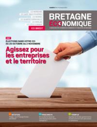 Couverture Bretagne économique n°11