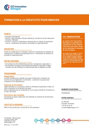 Fiche formation