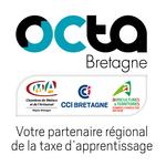 Logo Octa Bretagne signature