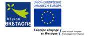 Logos des financeurs du dispositif Industrie du Futur Bretagne