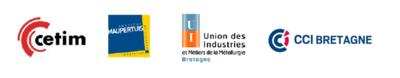 Logos partenaires Industrie du Futur Bretagne