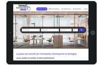 Site immo entreprise Bretagne