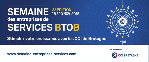 Semaine des entreprises de services b to b 2015