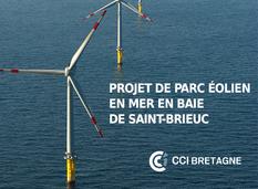 Avis Parc éolien baie de Saint-Brieuc
