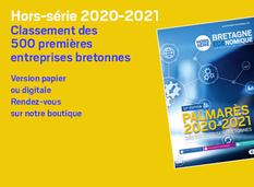Palmarès Bretagne économique 2020-2021