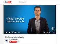 Visuel vidéos CCI Entreprendre
