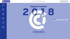 Bilan d'activité 2018 CCI Bretagne couv
