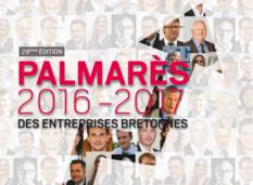 Couverture Palmarès 2016