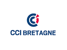 Logo CCI Bretagne
