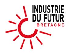 Logo Industrie du futur Bretagne