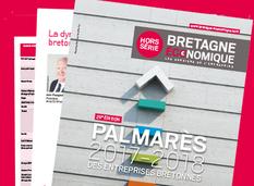 Palmares des entreprises bretonens 2017-2018