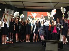 Palmarès Femmes de l'économie 2016
