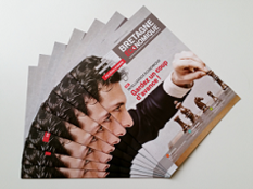 Une magazine CCI Bretagne Bretagne économique