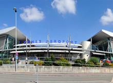 Aéroport de Rennes Saint-Jacques