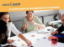 Visuel Innovarium serious game de l'innovation