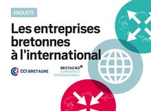 Enquête 2017 - Les entreprises bretonnes à l'international