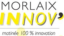 Logo morlaix innov
