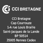 Nouvelle adresse CCI Bretagne